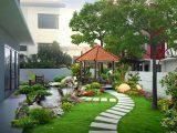 8 điều cần nắm vững trước khi xây sân vườn để rước tài lộc vào nhà