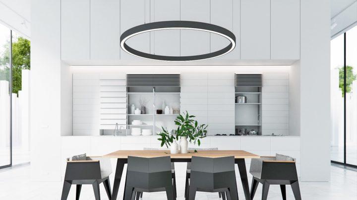 Bật mí một số lưu ý khi sử dụng tông màu trắng trong thiết kế nội thất