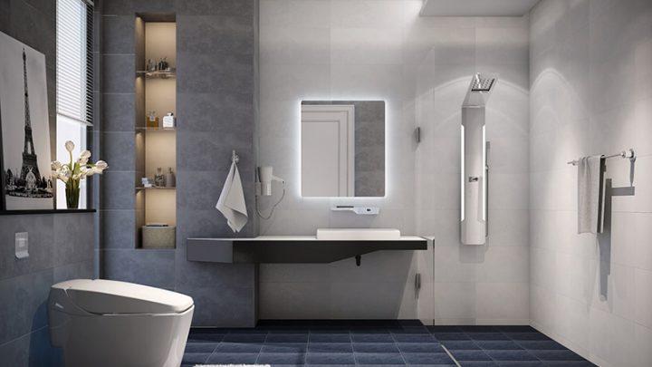 Các thông số và nguyên tắc cơ bản khi xác định kích thước nhà vệ sinh