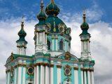 Đền thánh Saint Andrew - Nhà thờ Cơ đốc giáo độc đáo nhất Ukraine