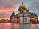 Đền thánh Saint Isaac's - Nhà thờ lớn nhất nước Nga