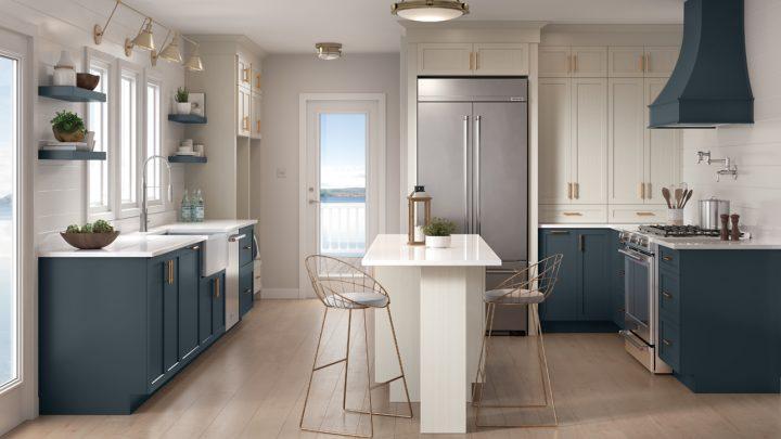 Hãy để ngôi nhà của bạn thêm tinh tế hơn với sự chăm chút ở phòng bếp