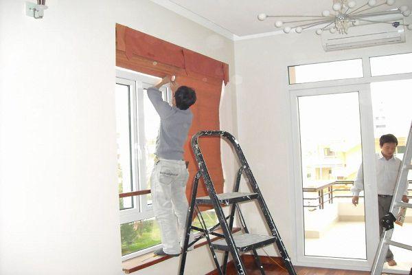 Khi nào sửa căn hộ chung cư không cần xin phép