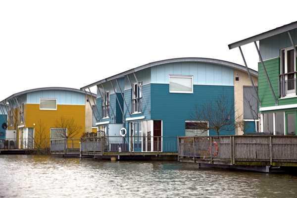 Xây nhà chống lũ bằng những vật liệu bền và chịu được độ ẩm cao