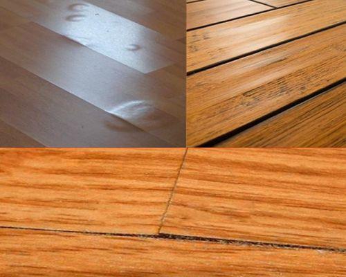 Sàn gỗ bị phồng rộp khắc phục như thế nào ?
