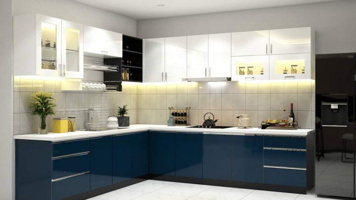 Ý tưởng thiết kế nội thất nhà bếp giúp bạn tiết kiệm thời gian