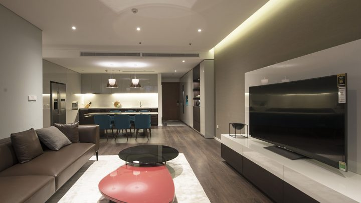 Yếu tố ánh sáng rất quan trọng đối với thiết kế nội thất